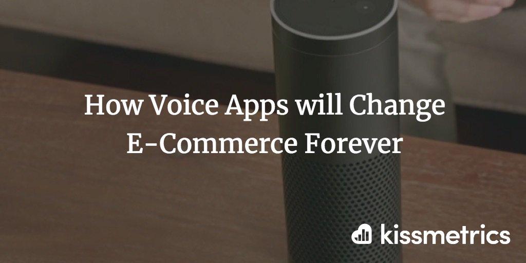 How Voice Apps will Change E-Commerce Forever  https://www. mhb.io/e/4fhex/3n  &nbsp;   #webtraffic <br>http://pic.twitter.com/o44QR9Pf5X