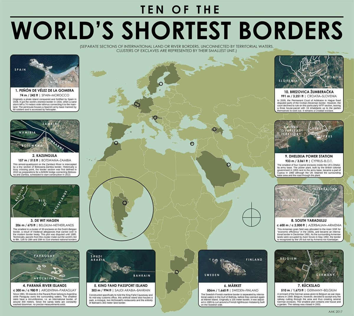 Fan maps on twitter 10 of the worlds shortest borders follow me fan maps on twitter 10 of the worlds shortest borders follow me for more maps map world country population cartography geography earth globe gumiabroncs Image collections