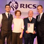 Congratulations to @glouc_services gaining highly commended in the #infrastructure category at the #ricsawards