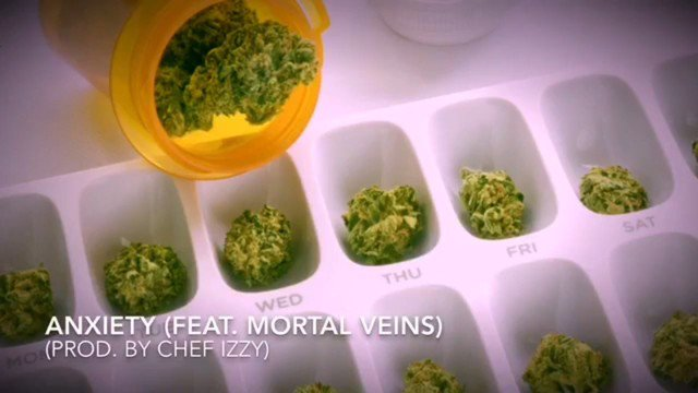 Check out Anxiety (feat. Mortal Veins) (prod. By Chef Izzy) by #ChefIzzy #NewMusic #NowPlaying on #YouTube   http:// crwd.fr/2zjaC7E  &nbsp;  <br>http://pic.twitter.com/pkOhb4lCL1
