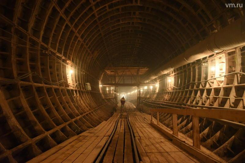Схема метро москва до 2020