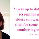 Amanda tells her story of being diagnosed with cervical cancer aged 51 https://t.co/GKzlLpg5wV