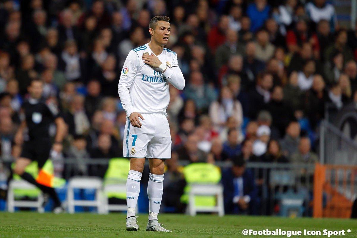 [#LaLiga🇪🇸] Ronaldo n'a inscrit qu'un seul but cette saison en Liga. Soit son pire début de saison depuis 2005...