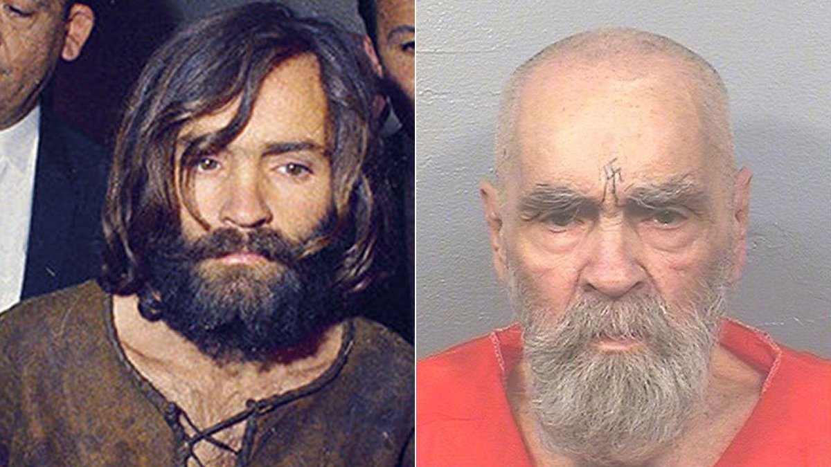 Charles Manson: Charles Manson, cult leader who masterminded