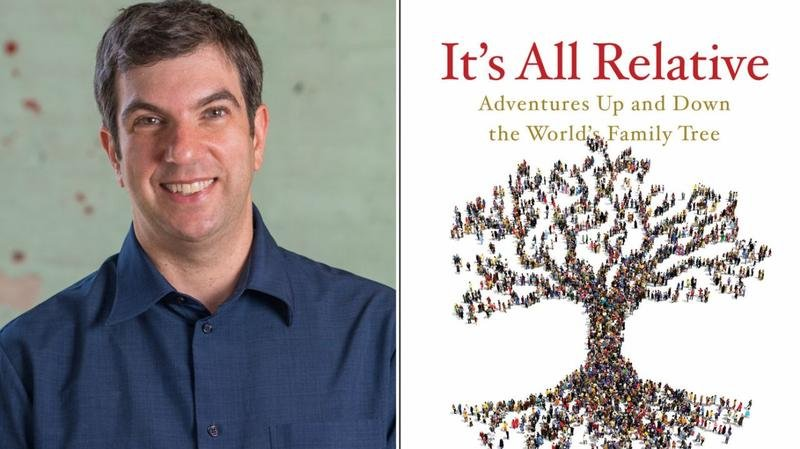 Join us for a Facebook Live tomorrow at 11 am EST — we will be interviewing New York Times bestselling author, @ajjacobs about his new book, It&#39;s All Relative. In the book, he explores #genetics, #genealogy, and identity in inspiring and hilarious ways.  http:// ow.ly/YGpM30gH1ma  &nbsp;  <br>http://pic.twitter.com/DbRxjVz9sZ