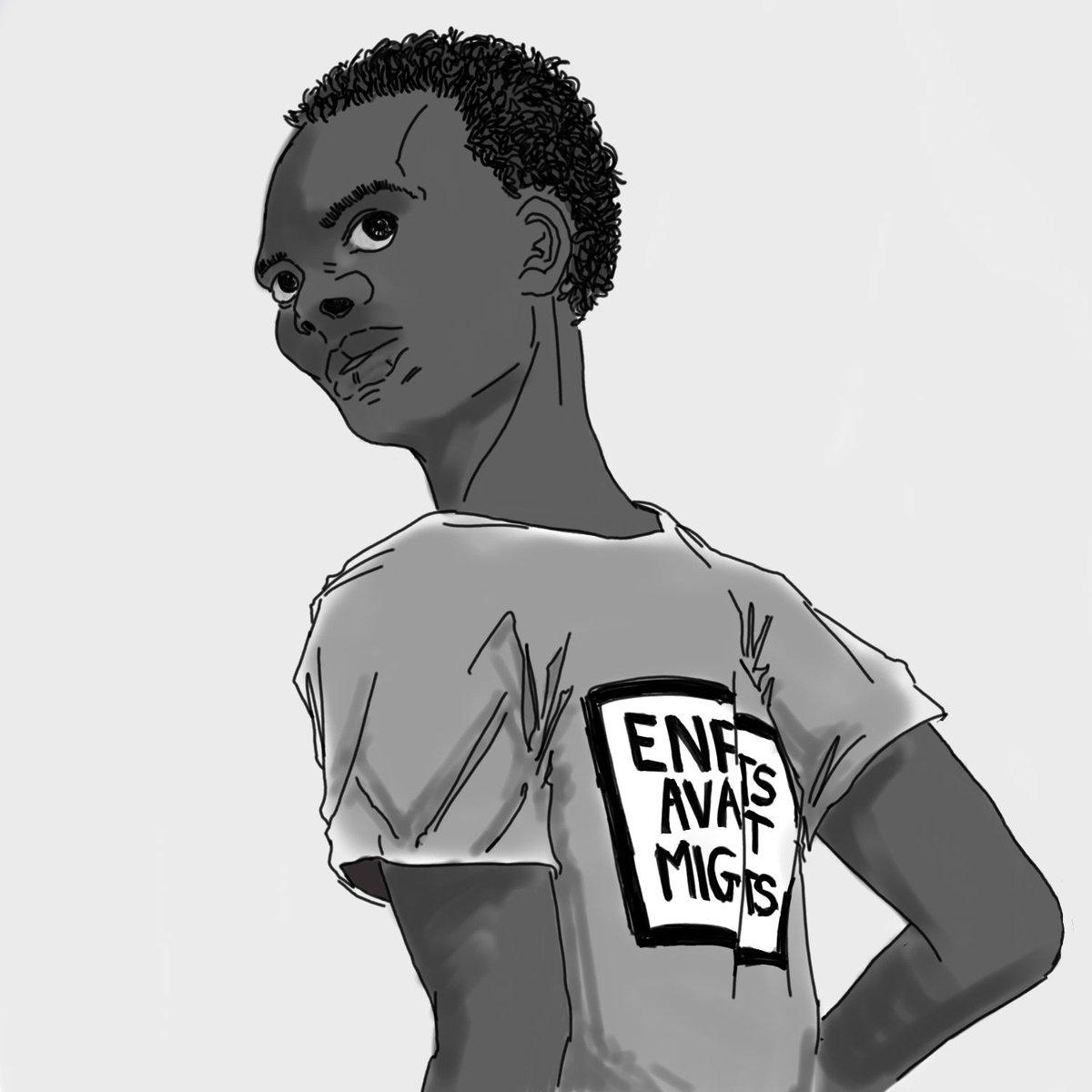 Journée internationale des #DroitsdelEnfant: M. @EmmanuelMacron, votre politique nous fait revenir 10 ans en arrière. Les mineurs non accompagnés sont avant tout des enfants en danger ! #EnfantAvantMigrant https://t.co/oBUZvQgpic