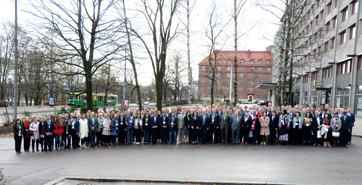 Thank you all of the participants from over 50 countries - you made the #PEFCweek possible! #PEFC #Helsinki #forests #sustainability<br>http://pic.twitter.com/m4xpu6kIdu