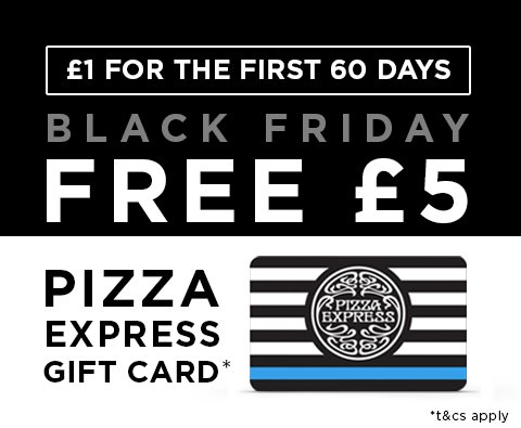 Get A Free 5 Pizza Express Gift Card With A 1 Tastecard Trial