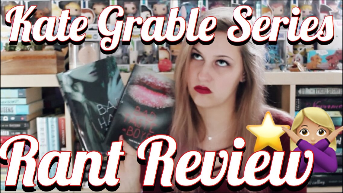 ICYMI: i am so annoyed  #booktube  http:// youtu.be/ajI11_scwh4?a  &nbsp;  <br>http://pic.twitter.com/GDijlKMnJ4