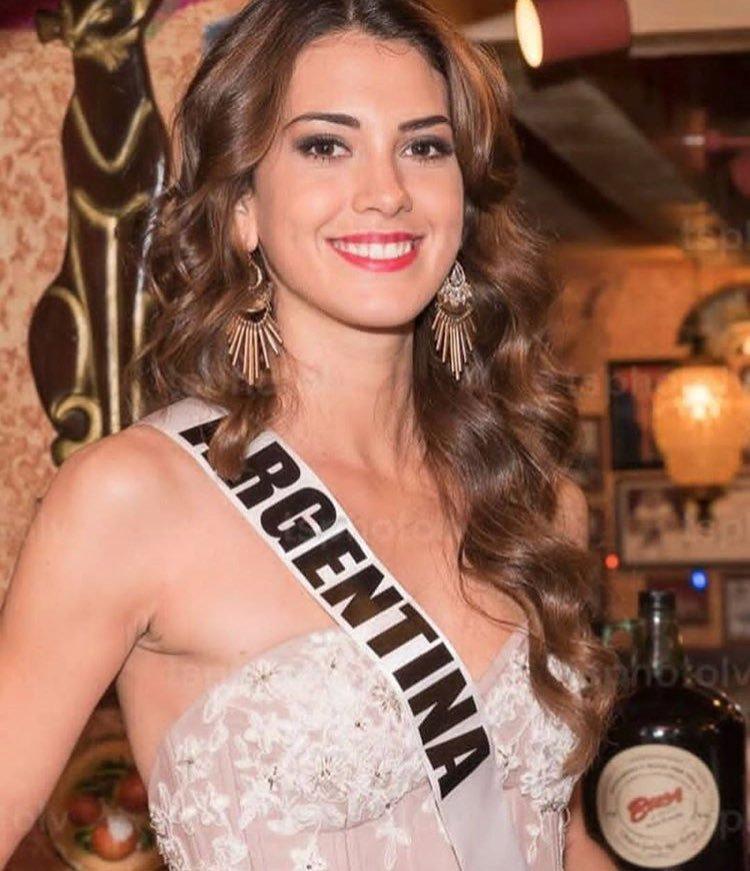 RT @Johana211988348: Siii se puede!!💪💪 Vamos Argentina!!! #MissUniverse #Argentina 👑👑❤❤🔝🔝🔝 https://t.co/p1GZXIsZVU