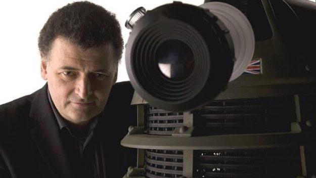 Happy (belated) Birthday, Doctor Who Showrunner Steven Moffat! DoctorWho_BBCA