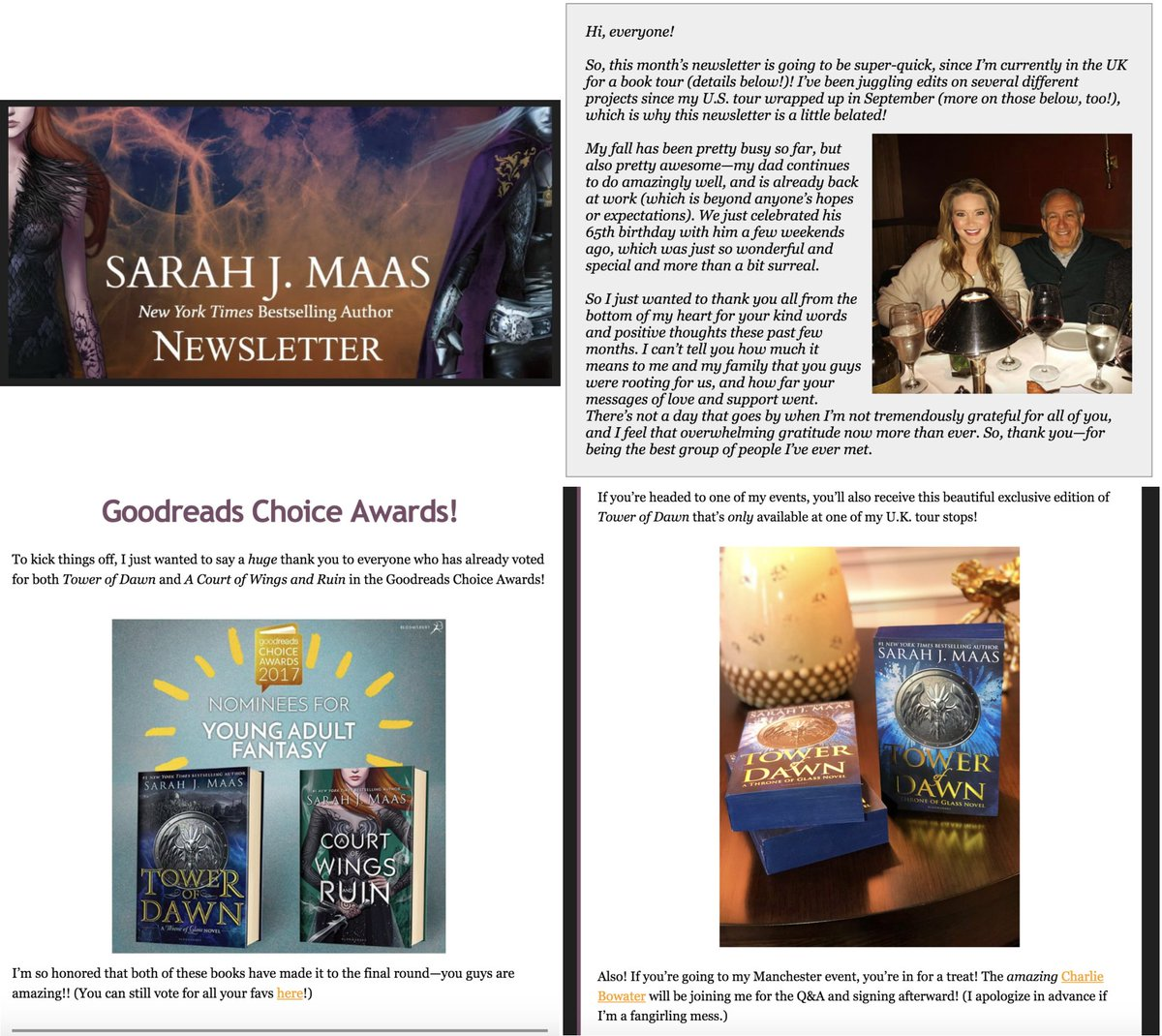 Maas Hk On Twitter Sarah S Newsletter Is Out Items Covered 1