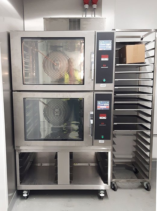 Two @monoequipment BX Eco-Touch Convection #energysaving Ovens Just Installed at a Top #supermarket Chain in #Ilkeston #Derbyshire #ovens #bakery #bread #cakes #patisserie #store #energyefficiency #ecofriendly    http:// bit.ly/2hFZl6k  &nbsp;  <br>http://pic.twitter.com/lpfiAnRxrF