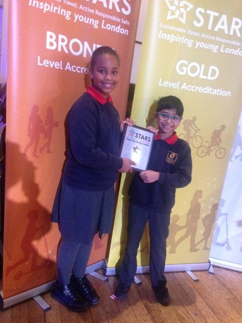 Granton JTAs receive the gold award for sustainable travel!! #GrantonFamily #Leadingtheway <br>http://pic.twitter.com/DLeFqf7Sah
