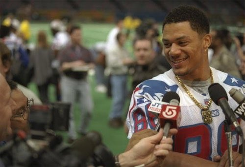 Former NFL wide receiver Terry Glenn dies in car crash