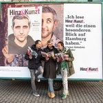 Hinz&Kunzt startet Kampagne mit prominenten Hamburgern. Mit dabei: @JudithRakers, @bisomratte, @MiWuLa, Tim Mälzer und Jorge González. Danke! https://t.co/03JldMvWnj