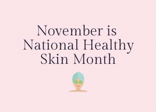 nationalhealthyskinmonth hashtag on Twitter