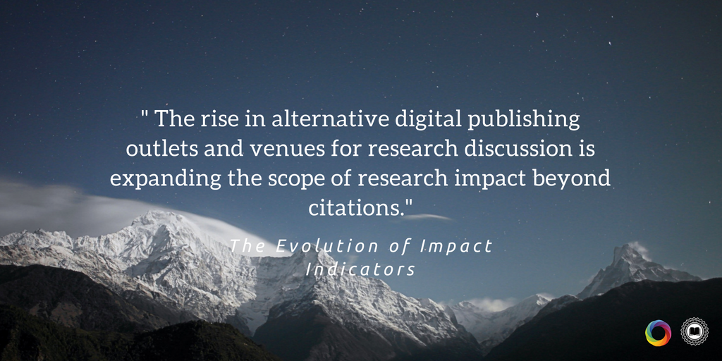 [eBook] Gain insight into the current state of #researchimpact &amp; the rise of #altmetrics:  http:// bit.ly/1XyLax7  &nbsp;   @altmetric<br>http://pic.twitter.com/ef8SYZq2Mu