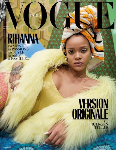 Just when you thought Rihanna's year cou...