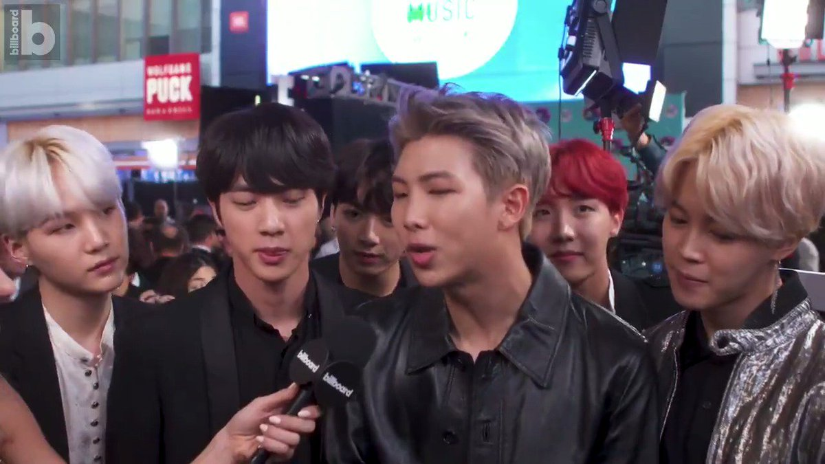 BTS made history last night! #AMAs https...