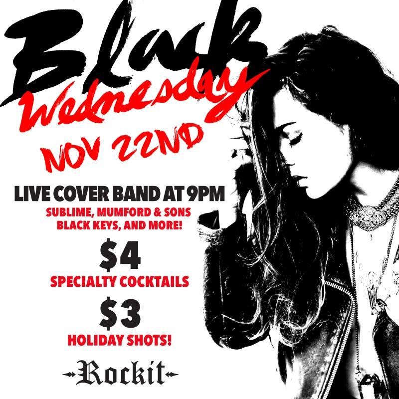 Rockit Bar & Grill on Twitter: