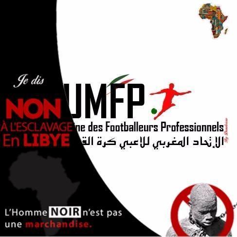 No to slavery in Libya