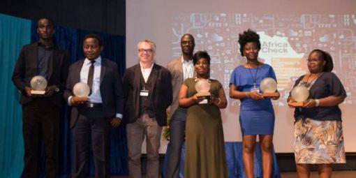 Les Prix africains de #fact_checking: les femmes raflent les premiers prix https://t.co/BYOZLWAN7c #medias #Afrique