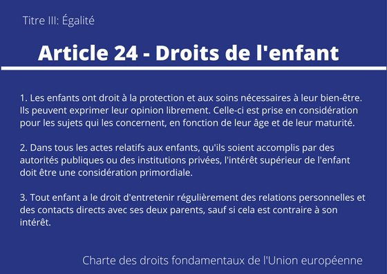 C'est la Journée internationale des #enfants et le Parlement européen s'engage à défendre leurs droits.