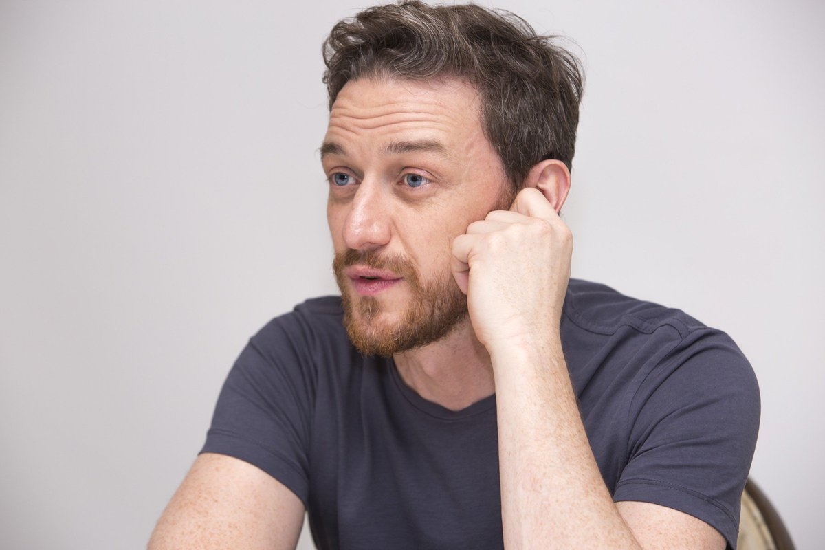 | Our gallery was updated with photos of James attending #Split press conference last year in Los Angeles.   http:// james-mcavoy.com/?p=2185  &nbsp;  <br>http://pic.twitter.com/coMlPQMqbI