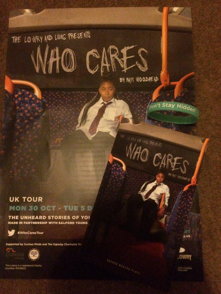 #Who Cares script on sale Amazon @SalfordCouncil @SalfordCCG @wuu2salford @SalfordCVS @KeeleyMP @_Lisa_Stone @GaddumCentre @RLong_Bailey<br>http://pic.twitter.com/hqCJ1y7FS2