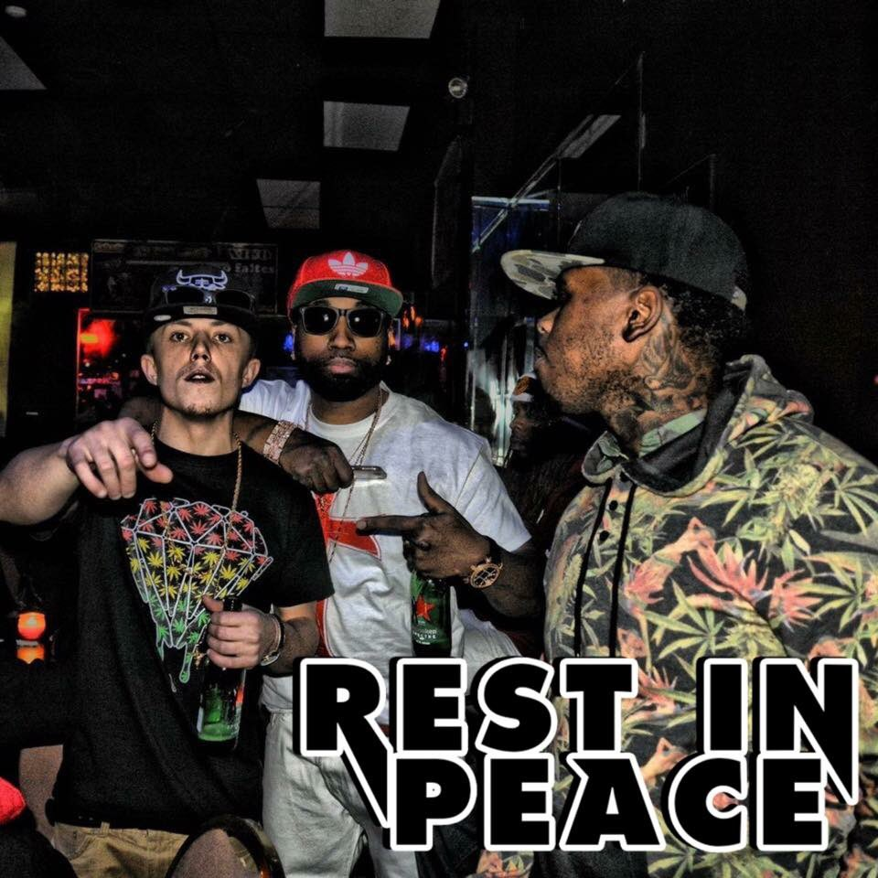 #RestInParadise to a #Real  @TheReal_MayheM you'll always be loved and missed fam You're the definition of #Loyal  You and @yungroc103 Turn Up and look over U$ <br>http://pic.twitter.com/rfrdjasodZ