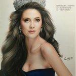 RT @Natthaphanthan1: นางฟ้าของไทยแลนด์ #MissUniver...