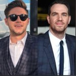 Huge congrats to @NiallOfficial on his big win last night! So happy for him. And blown away he's finally been listening to my fashion tips and copying my outfits. #seperatedatbirth #justacoupleofguysinchecks