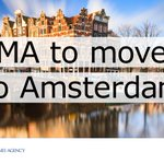EMA to move to Amsterdam https://t.co/6zVlGv1iDj