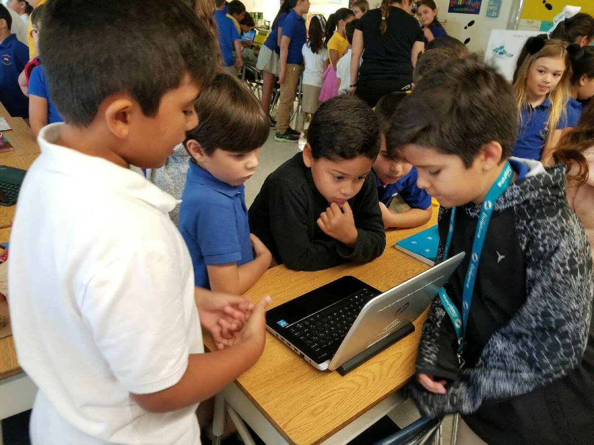 calusa elementary on twitter students from ms iglesias ms