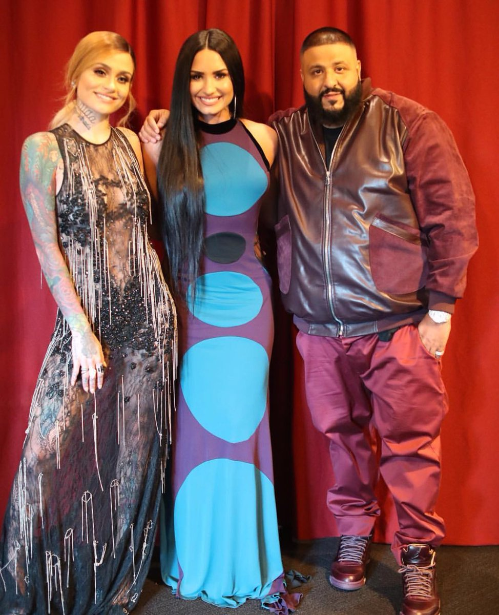 Djkhaled So Excited To Have Kehlani Join Me And Ddlovato On Tour Eight Fan Luv Get Your Tix Now At Demixkhaled Com Its Going To Be A