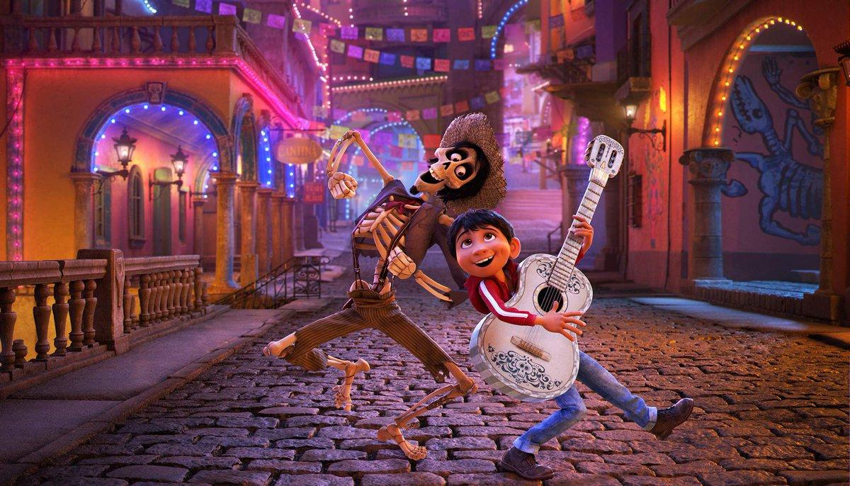 Disney-Pixar's 'Coco' has a Dia de los Muertos theme and is, well, lifeless https://t.co/hLUkqdANll @TB_Times