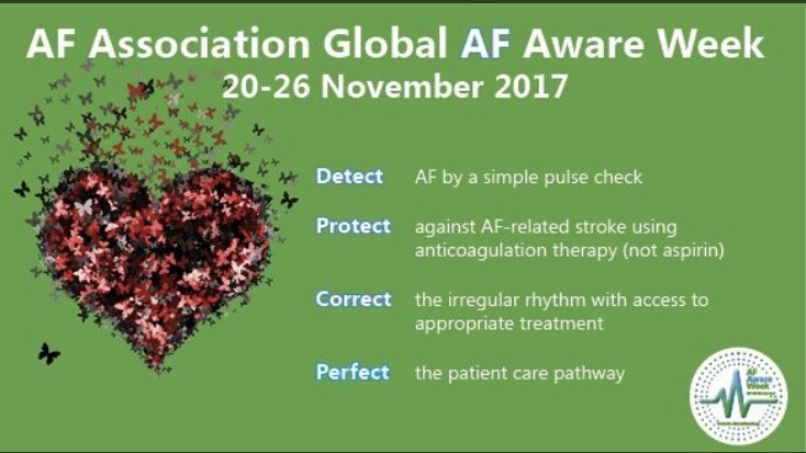 On the eve of #Afib awareness week. We announce launch of #UKs first website  http:// afeducation.org  &nbsp;   for management of #AFib , online #ECG course &amp; #Algorithm for #DOAC to be launched on 1st December.  #NHS  #Stroke prevention. #Heartdisease #WHO #SkyNews<br>http://pic.twitter.com/BPD5gIu4JS