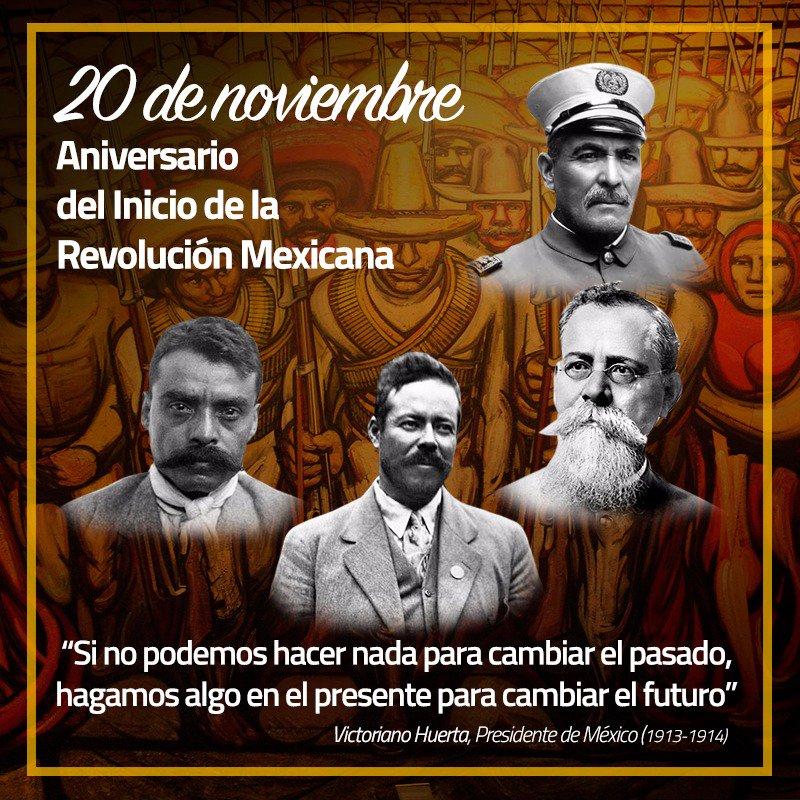La #RevoluciónMexicana nos dejó una gran...