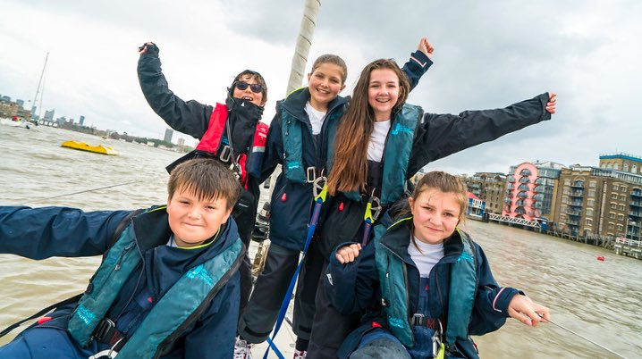 The Trust trips enable young people to dream, laugh, embrace life and achieve again after the devastation of illness! #childrensday2017