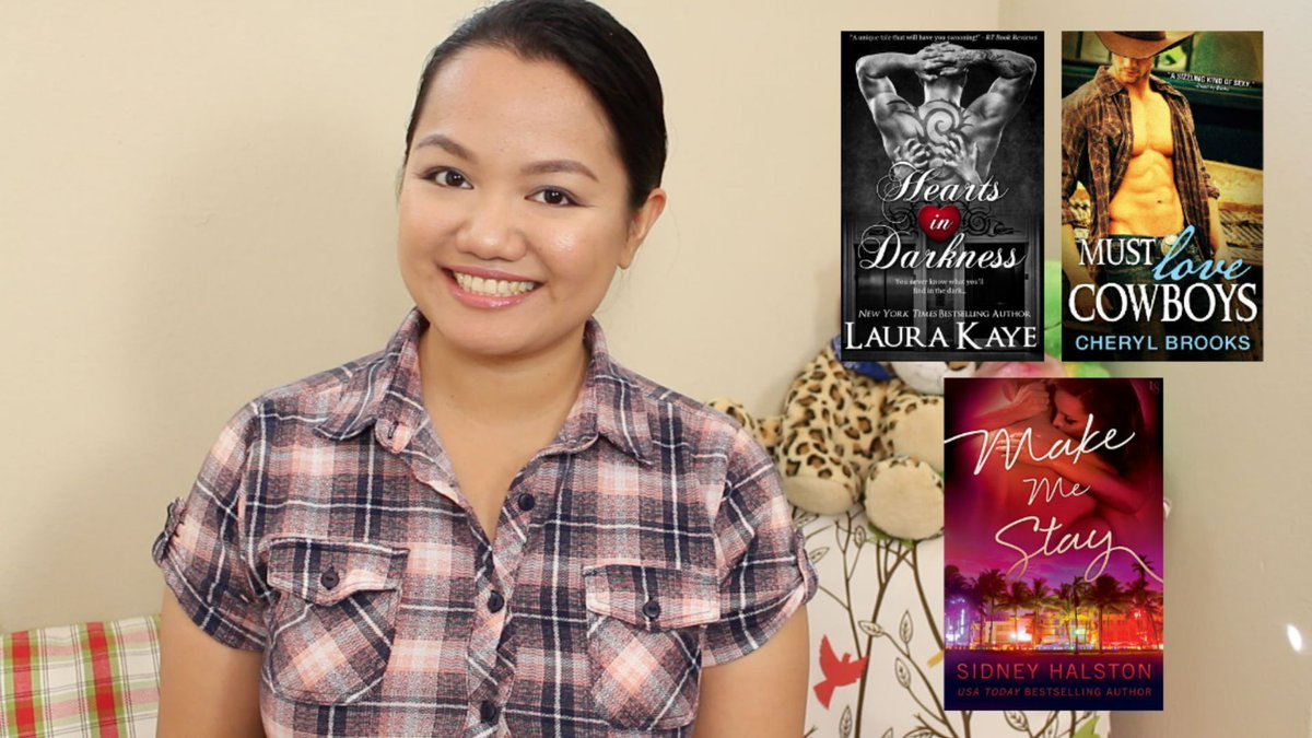 VIDEO | Book Reviews  http:// bit.ly/2z43fga  &nbsp;   @laurakayeauthor @CherylCatMaster @SidneyHalston #booktube #smallyoutuber @_FABnetwork_<br>http://pic.twitter.com/qayUm3W5Q2