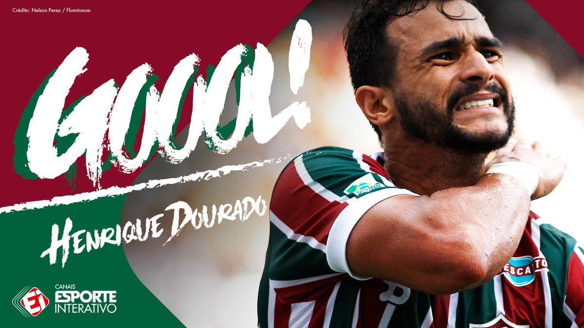GOOOOOOOOOOOOOOOOOOOOOL do @FluminenseFC...