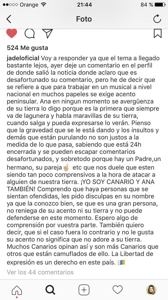 #AnaWarOrgulloCanario ❤️ @AJGuerraReyes...