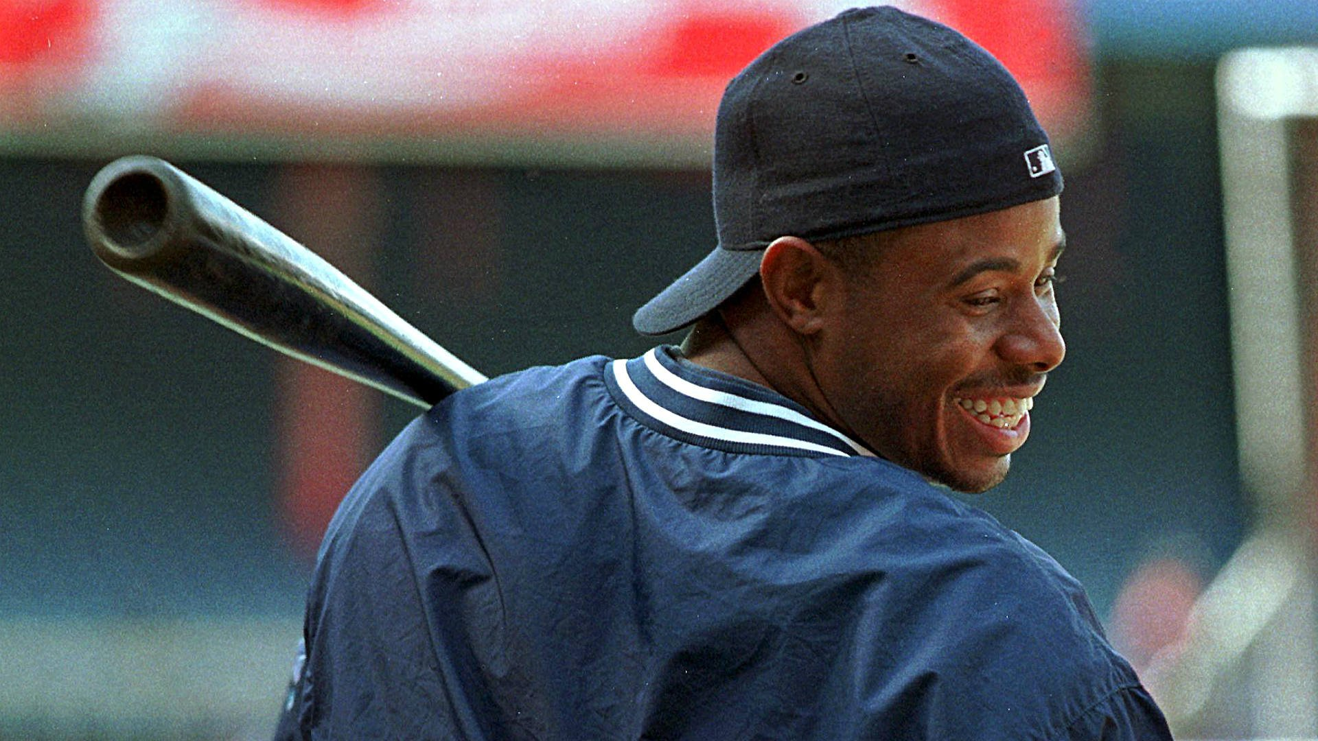 Happy birthday to Hall of Famer Ken Griffey Jr.   He turns 48 today, but he\s forever The Kid.