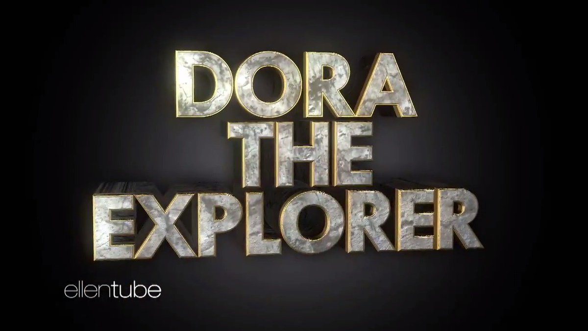 """It seems like every TV show is getting an action movie these days. Did you see the trailer for the new """"Dora the Explorer""""?"""