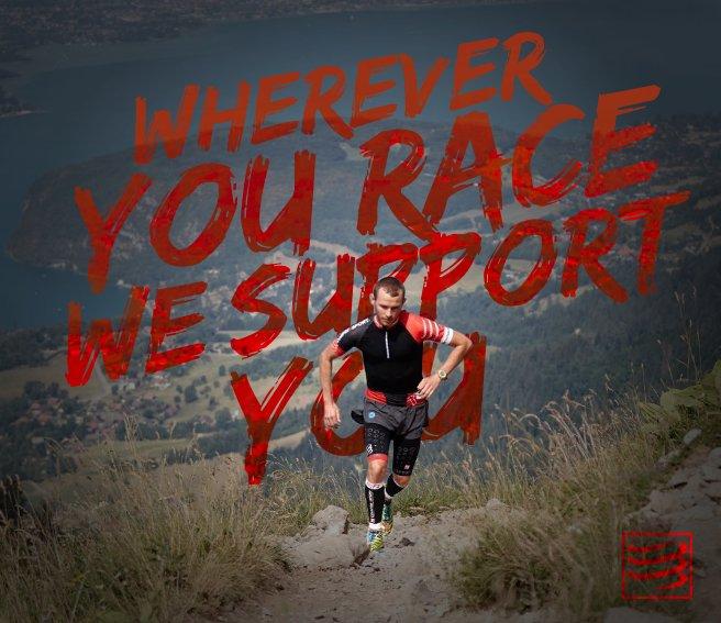 """Résultat de recherche d'images pour """"logo compressport wherever you race, we support you"""""""""""