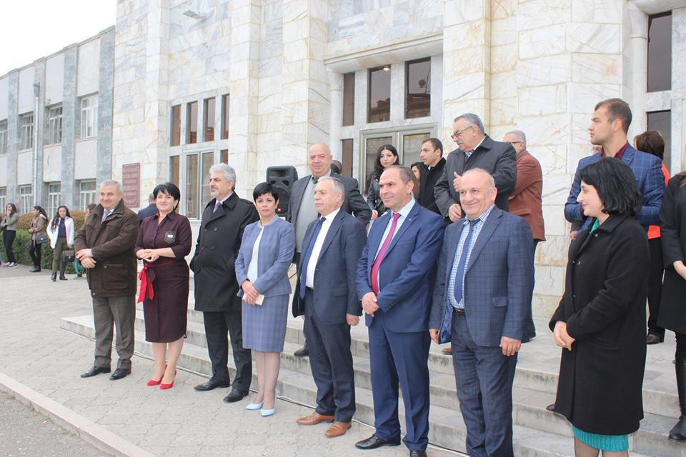 #InternationalStudentsDay was celebrated at #ArSU  #StudentsDay  #ԱրՊՀ #Artsakh #Karabakh #Armenia #november17 #ուսանող #տոն #ДеньСтудента