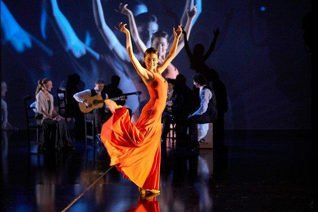 「J:ビヨンド・フラメンコ」華麗なダンス捉えた特別映像が公開 https://t...