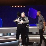 That time @iamwill selected @specialguest on @planetoftheapps @wayansjr