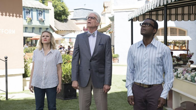 Exclusive: #TheGoodPlace Renewed for Season 3 at NBC https://t.co/2zuXRyPtZR